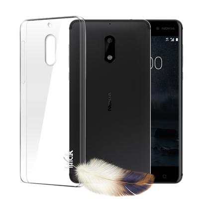 Universal Nokia 6 5.5吋 超薄羽翼II耐磨手機殼