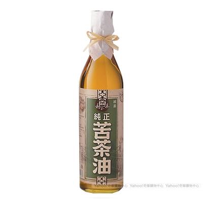 村家味 純正苦茶油2瓶(600ml/瓶)