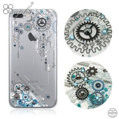 apbs iPhone8/7 Plus 5.5吋施華洛世奇彩鑽手機殼-源動