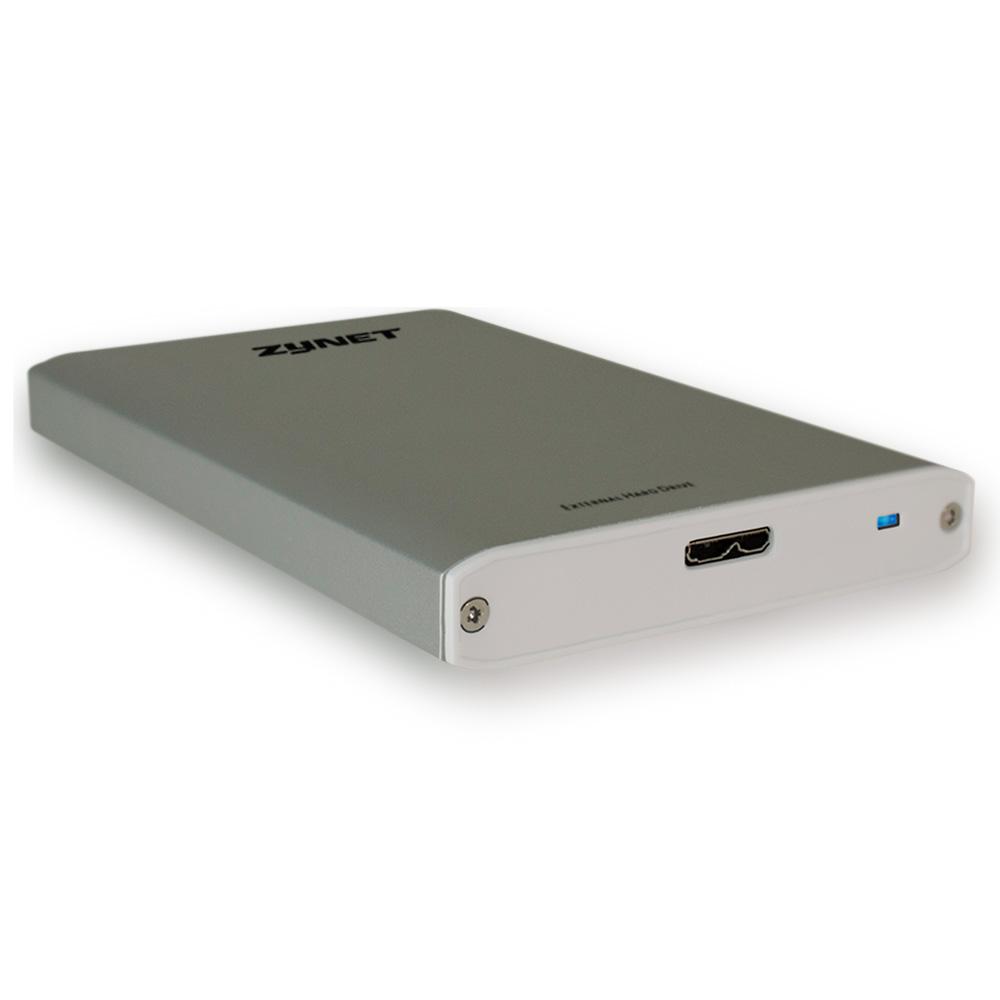 Zynet 2.5吋硬碟外接盒-OPA226 UASP