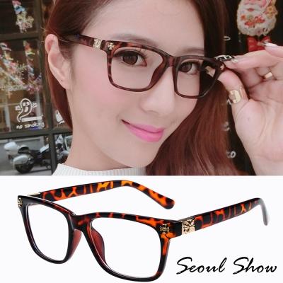 Seoul-Show-十字軍東征-平光眼鏡-927