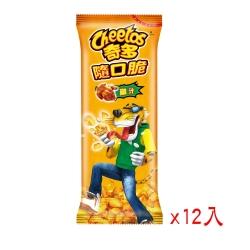 奇多 隨口脆雞汁玉米脆(28gx12入)