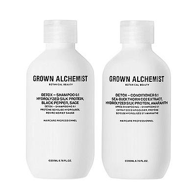 GROWN ALCHEMIST 鼠尾草抗氧化洗潤組