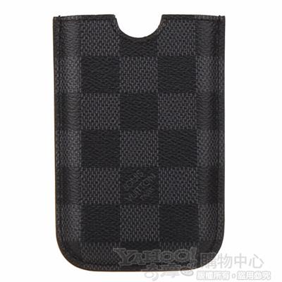 LV  N62669 經典Damier棋盤格手機套