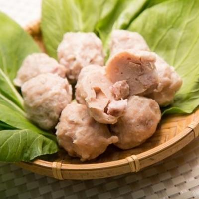 (任選) 極鮮配芋角鮮肉丸(200g±10%/包)