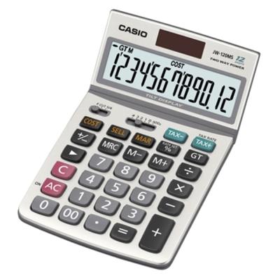 Casio卡西歐  JW-120MS 桌上型計算機