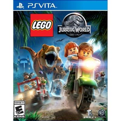樂高:侏儸紀世界 LEGO JURASSIC WORLD-PSV英文美版