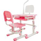 WSH日式快樂兒童升降學習桌椅(BOSS版全動可調)
