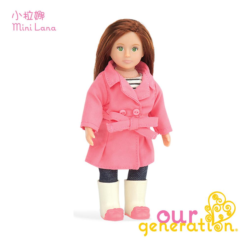 美國【our generation】小拉娜