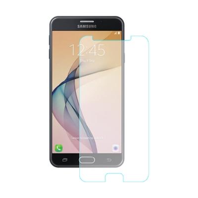 【SHOWHAN】Samsung J5(2017) 9H鋼化玻璃貼疏水疏油高清抗...