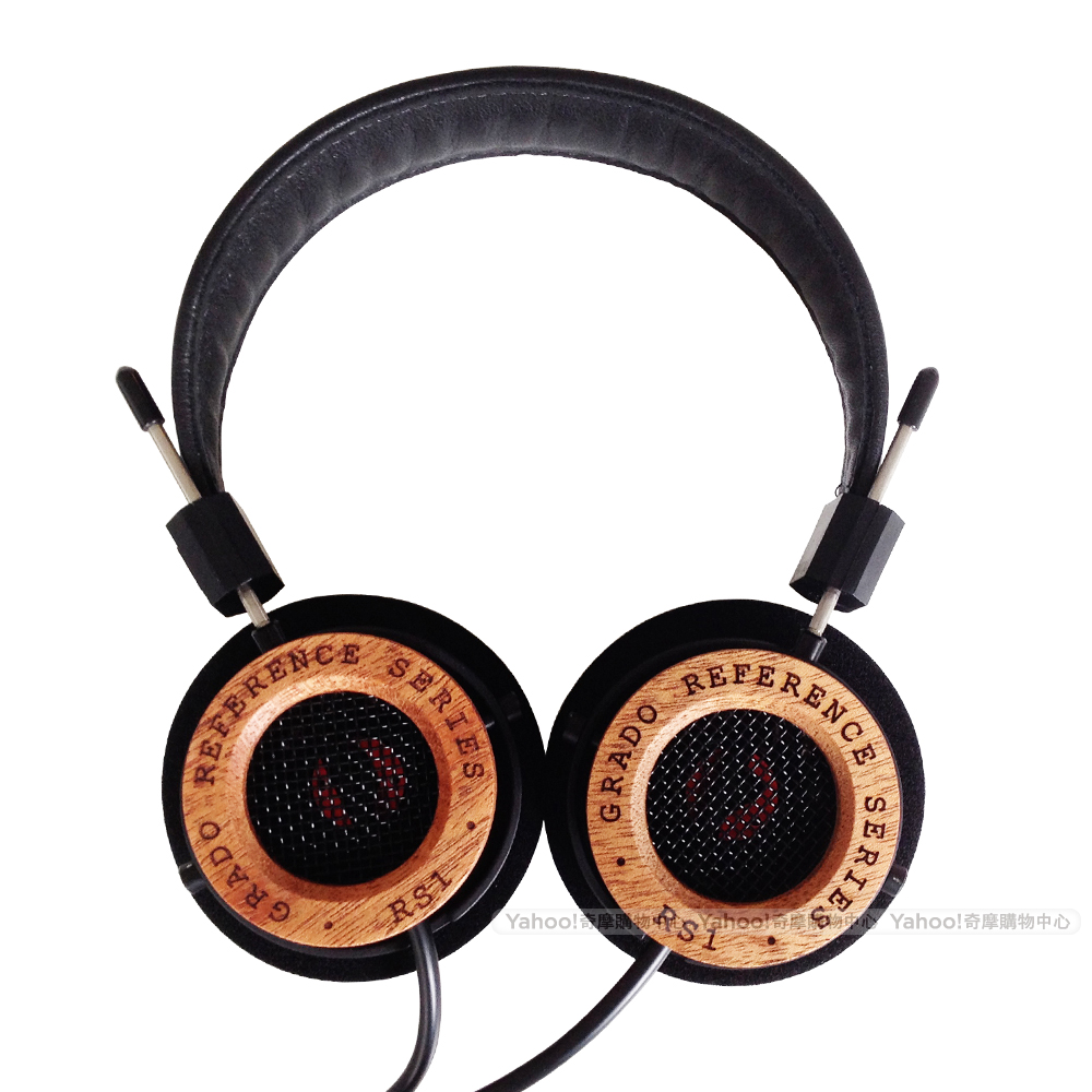 GRADO RS1e Reference 單體升級 美國製 旗艦 開放式頭戴耳機 (精裝木盒版)