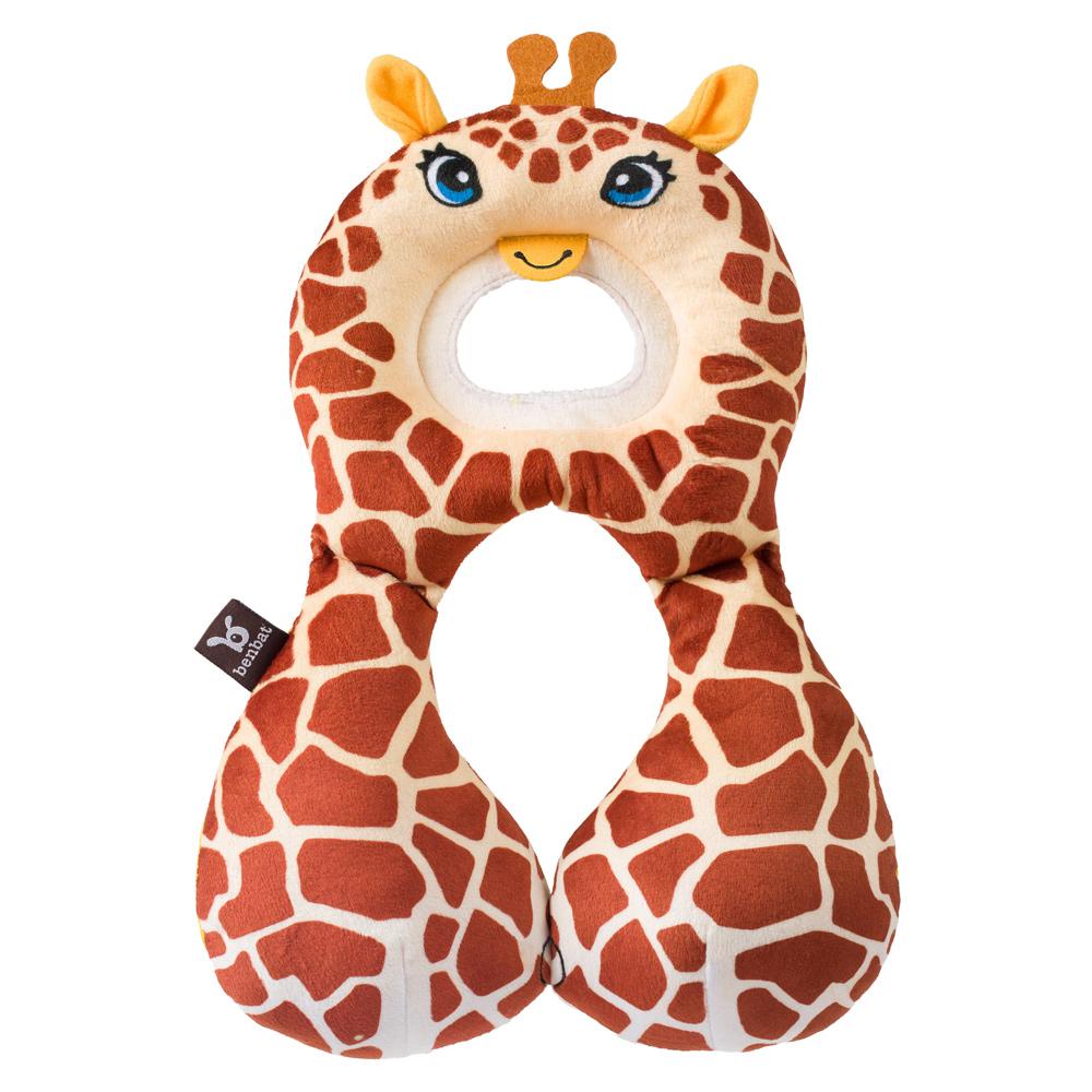 BenBat 寶寶旅遊頸枕 1到4歲 長頸鹿