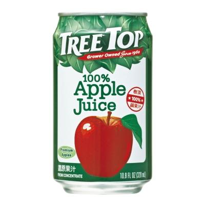 Treetop樹頂蘋果汁320ml(6入)