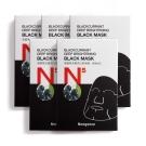 Neogence霓淨思 N5黑醋栗深層亮白黑面膜6片/盒★5入組