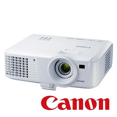 Canon-WXGA多媒體投影機-LV-WX320
