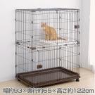 日本IRIS PCS-932《組合屋-雙層貓屋》