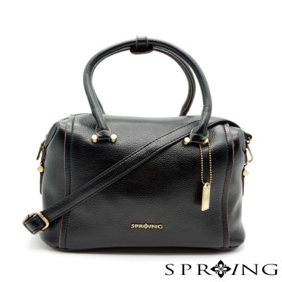 SPRING-Aurora歐若拉2way枕頭包-黑