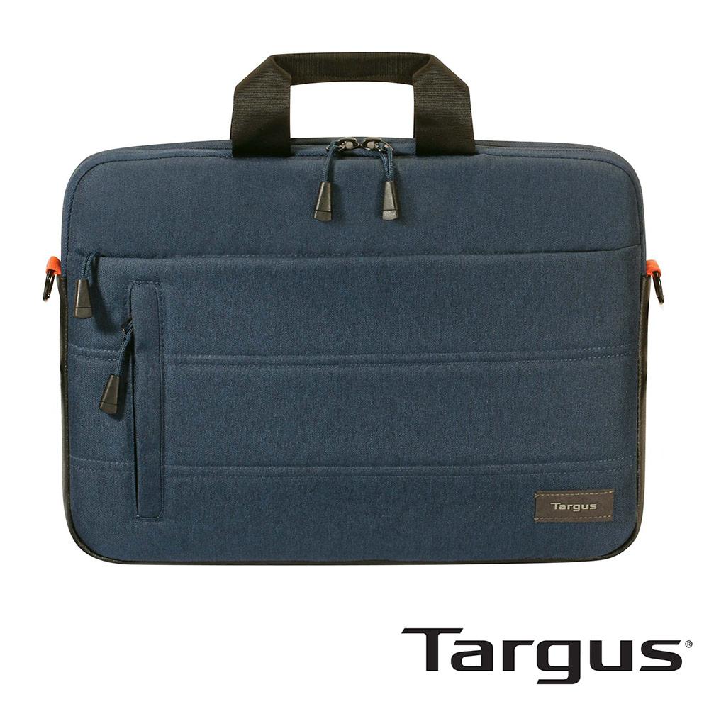 Targus Groove X Slimcase 15 吋 躍動電腦側背包-跳躍藍