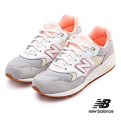New Balance 580復古鞋WRT580KP女性米白