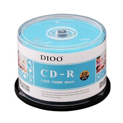 DIOO-海洋版-52X-CD-R-150片桶