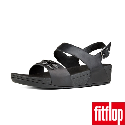 FitFlop TM-SPARKLIE TM BACK STRAP-黑