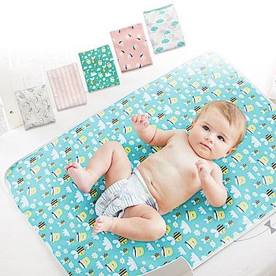 MuslinTree嬰兒全棉隔尿墊產褥墊看護墊 ( 70 * 115 )
