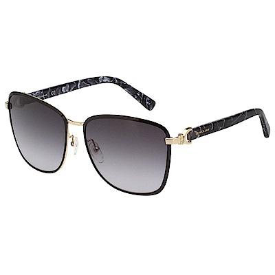 LONGCHAMP 太陽眼鏡 (黑色) LO103S