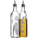 KitchenCraft 油醋瓶2件組(500ml)