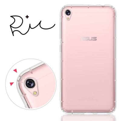 RedMoon ASUS ZenFone Live/ZB501 防摔氣墊透明TP...
