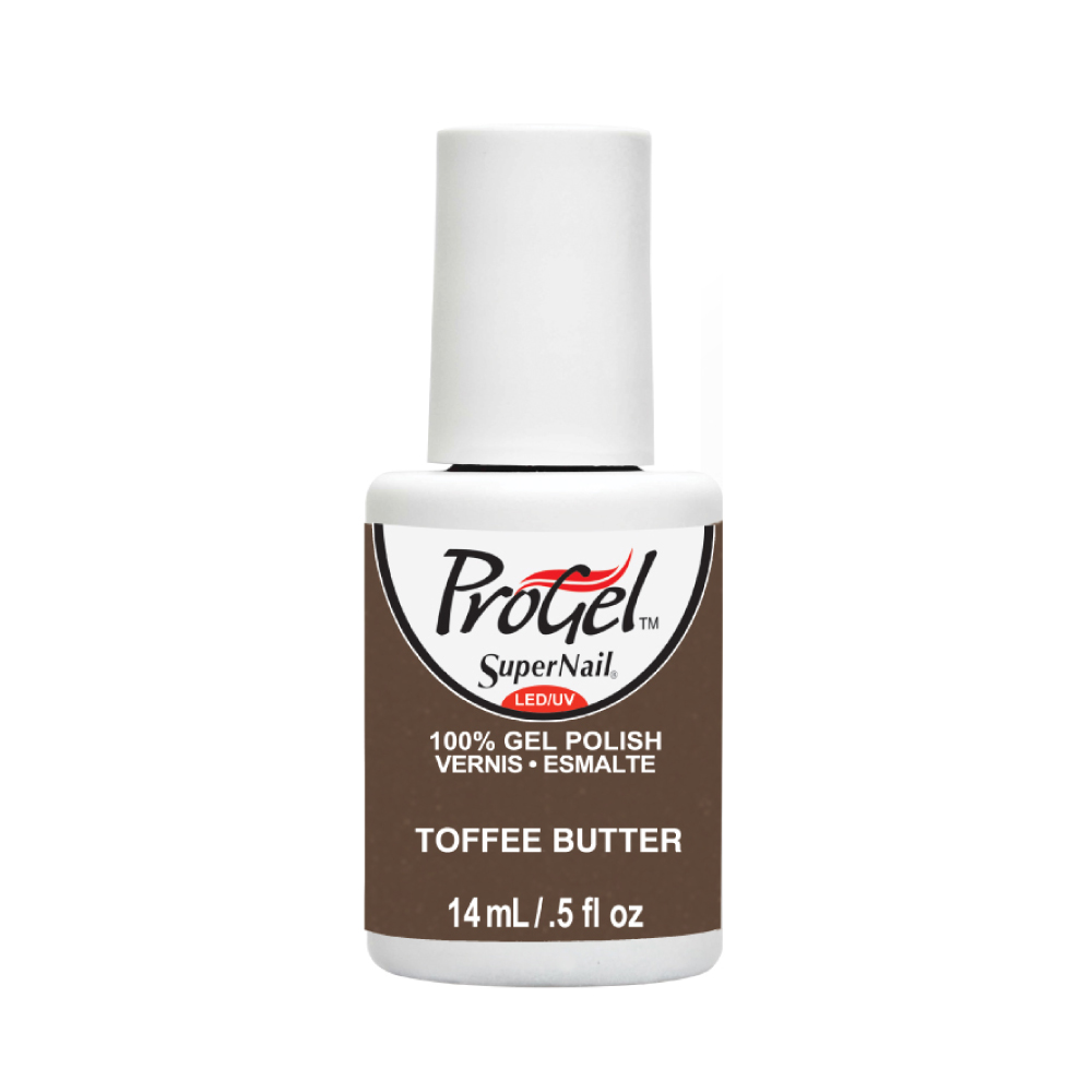 SUPER NAIL 美國專業光撩-80107 Toffee Butter 14ml