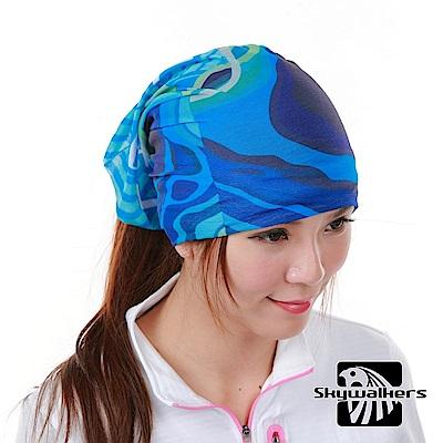 KranGear《貝爾加湖》魔術頭巾