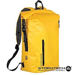 【加拿大STORMTECH】WXP-1 防水旅行背包-35L-黃
