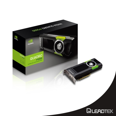 麗臺Quadro P5000顯示卡
