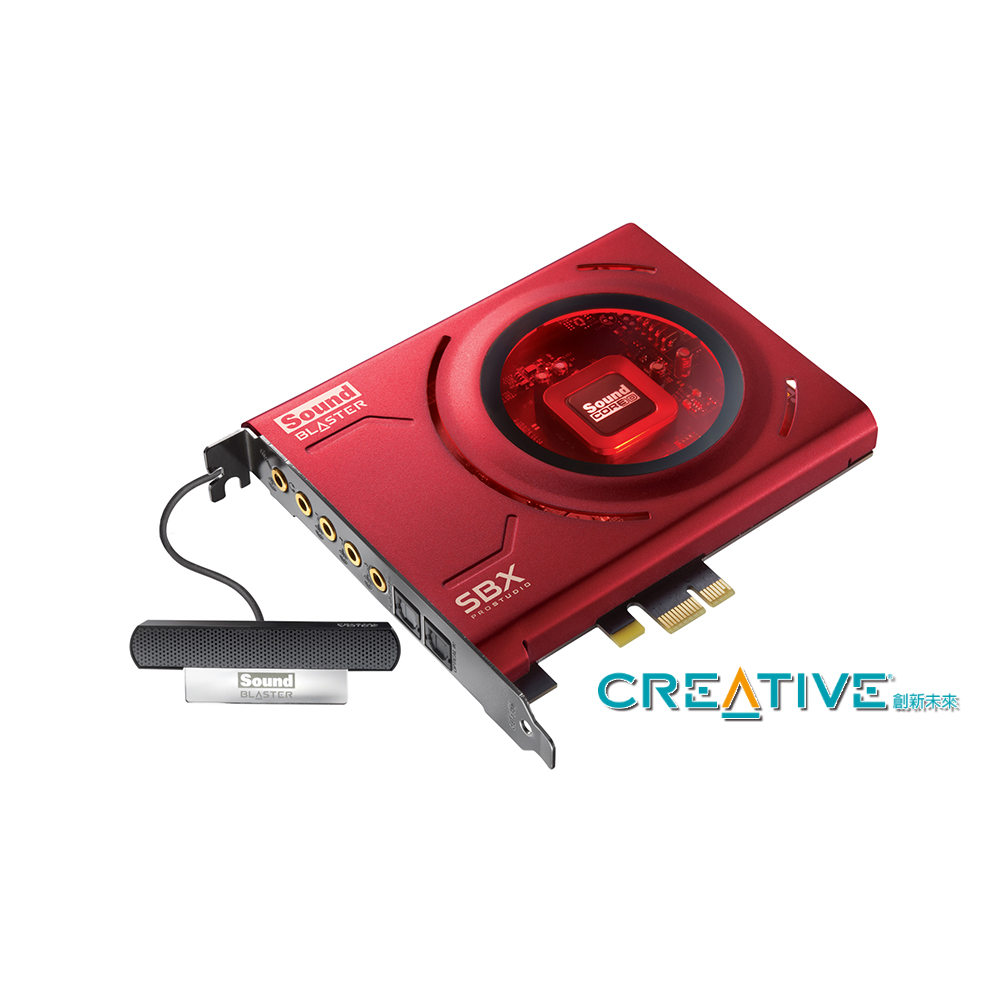 Creative SOUND BLASTER Z 音效卡 product image 1