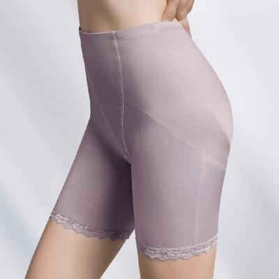 華歌爾 X美型 90美臀骨盆褲(藕粉灰)
