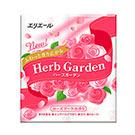 日本大王elleair 芯香花苑三層捲筒衛生紙奢華玫瑰香(4捲/包)