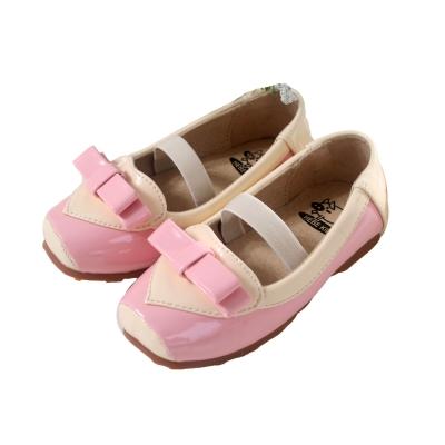 魔法Baby 氣質蝴蝶結造型娃娃鞋 sh3607