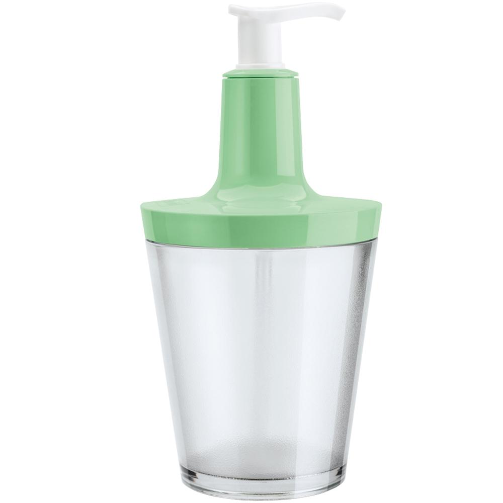 KOZIOL Flow簡約給皂器(薄荷綠)
