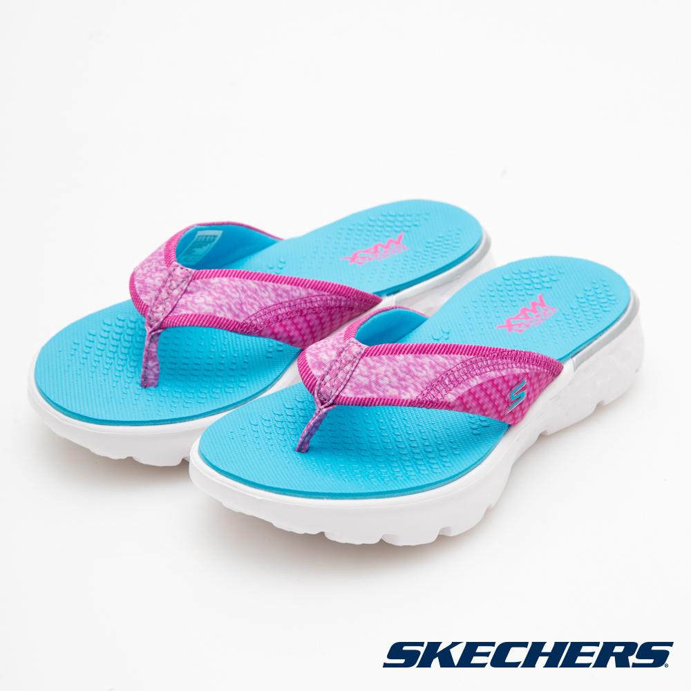 SKECHERS (童) 女童系列ON THE GO 400-86747LHPTQ