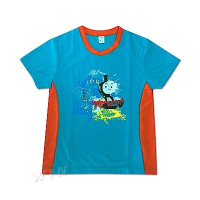 湯瑪士小火車 兒童運動短袖衫-混色3件組- MIT(TH1214)