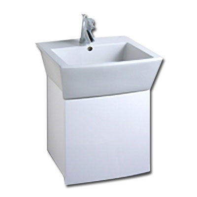 【HCG台灣和成】LCP550-510臉盆浴櫃(含水龍頭)
