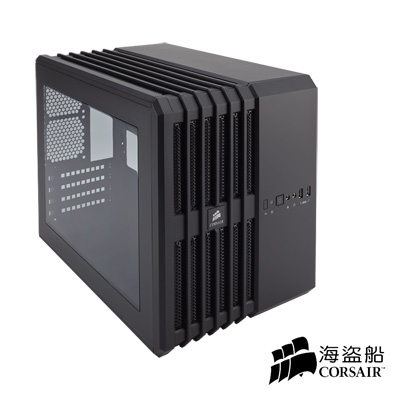 CORSAIR海盜船Carbide系列Air 240電腦機殼(黑)