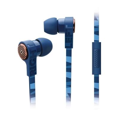 PHILIPS 飛利浦 Jetts扁線入耳式耳機 SHE9055BL