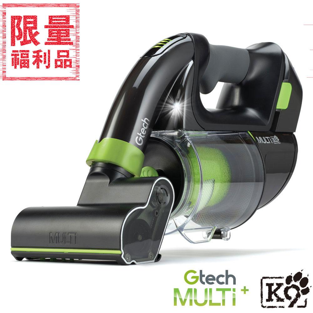 英國 Gtech 小綠 Multi Plus K9 寵物版無線除蹣吸塵器(限量福利品)