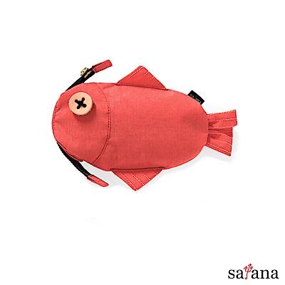 satana - Soldier 自娛娛人 - 珊瑚紅