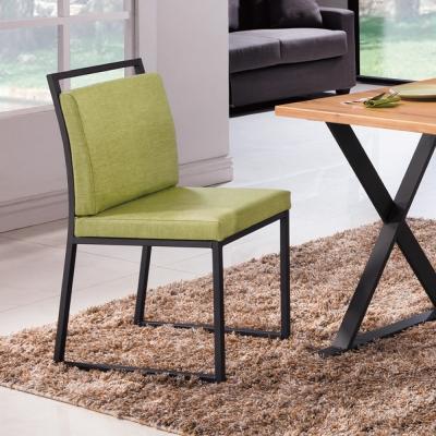 工業風 派亞特思皮餐椅(兩入一組)-49x41x85cm
