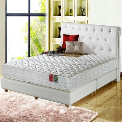 MG珍寶-防蹣抗菌+防潑水蜂巢獨立筒床墊-雙人加大6尺