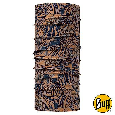 《BUFF》Coolmax抗UV頭巾 古銅叢林 BF117016-333-10