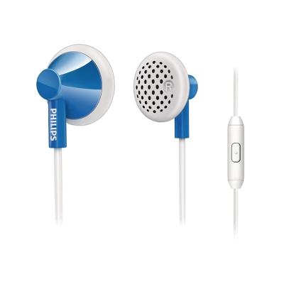 PHILIPS 飛利浦 手機用耳塞式耳麥 SHE2105BL