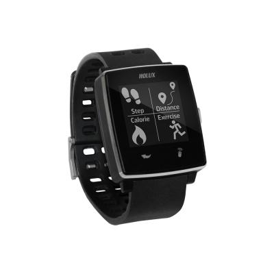 HOLUX 長天科技 Impulse 8100 智慧 心率 感測手錶-急速配